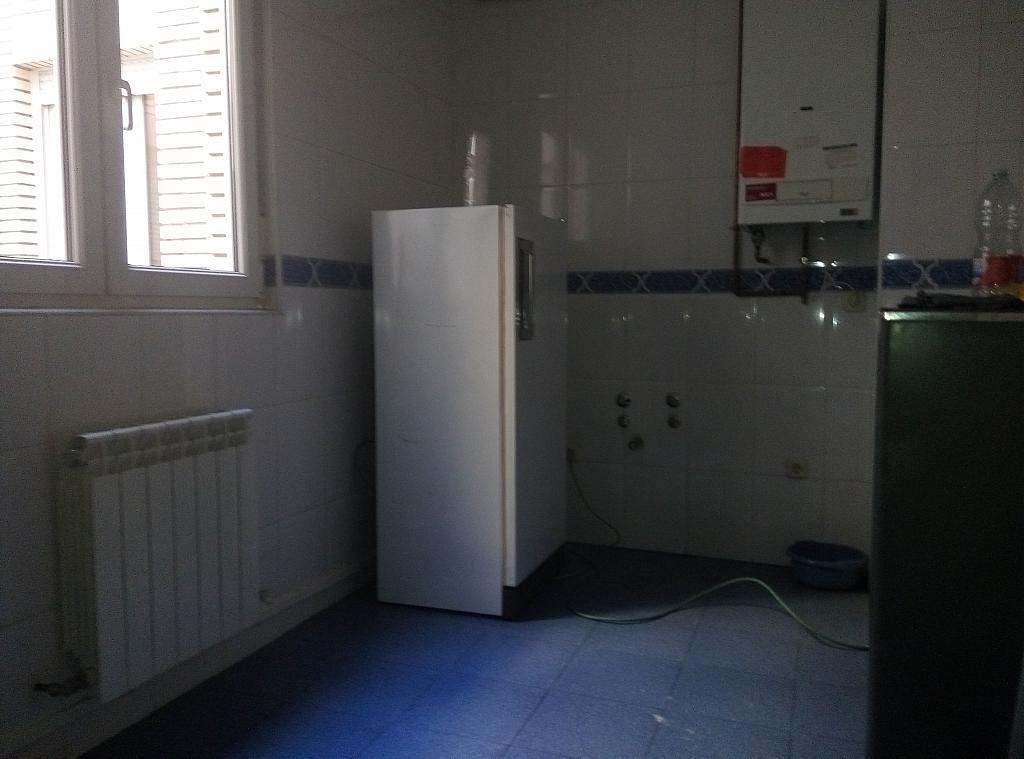 Cocina - Piso en alquiler en calle Berruguete, Centro-Catedral en Palencia - 262509466