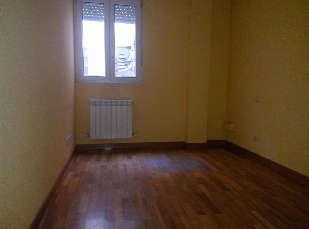 Dormitorio - Piso en alquiler en calle Berruguete, Centro-Catedral en Palencia - 262509503
