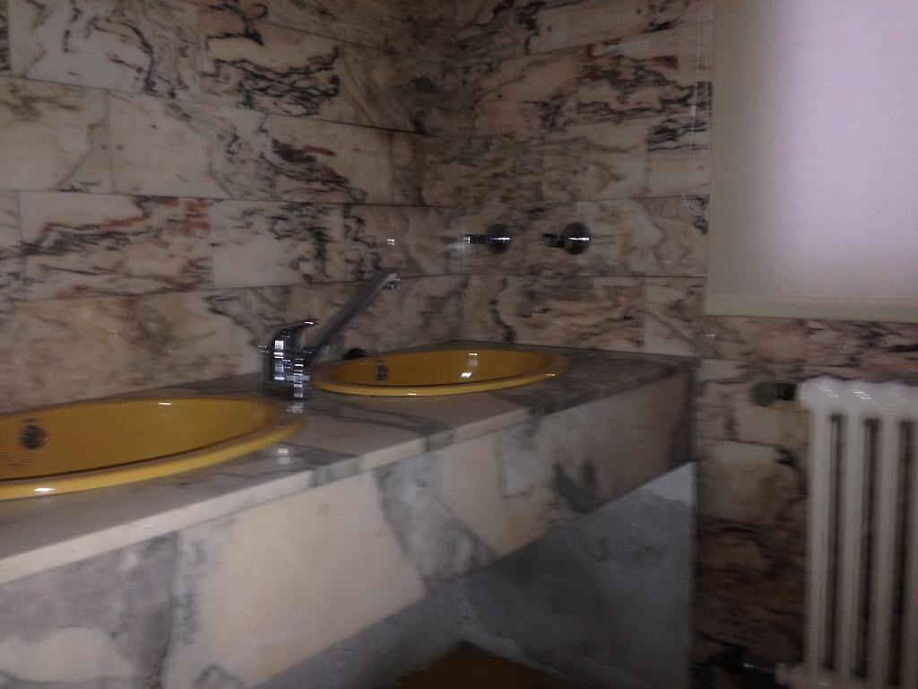 Baño - Oficina en alquiler en calle Menendez Pelayo, Centro-Catedral en Palencia - 290669189