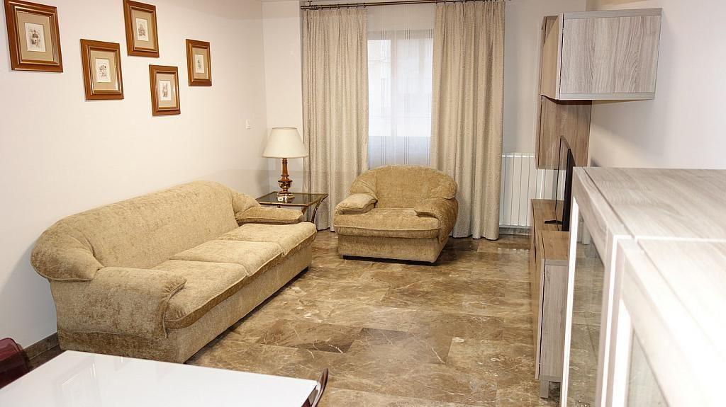 Salón - Piso en alquiler en calle Teresa Gil, Centro en Valladolid - 379488130