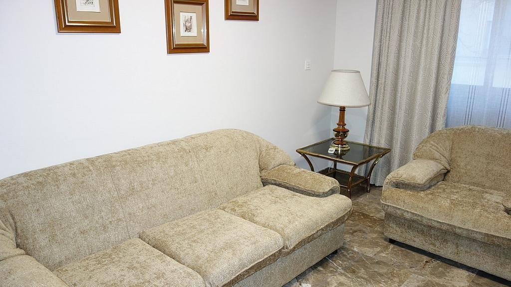 Salón - Piso en alquiler en calle Teresa Gil, Centro en Valladolid - 379488131