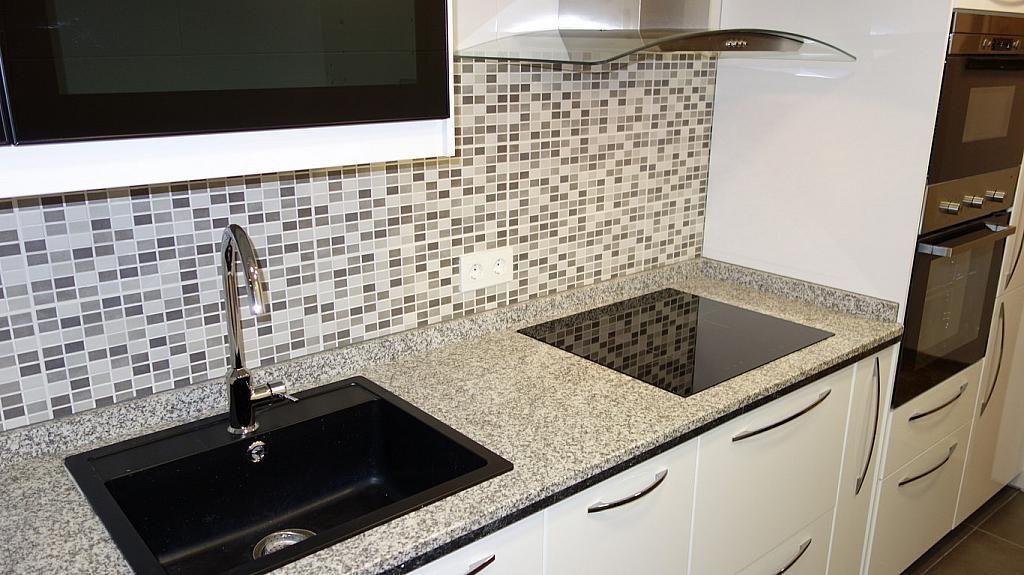Cocina - Piso en alquiler en calle Teresa Gil, Centro en Valladolid - 379488141