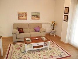 Salón - Piso en alquiler en calle Barcelona, Covaresa-Parque Alameda-Las Villas-Santa Ana en Valladolid - 221454607
