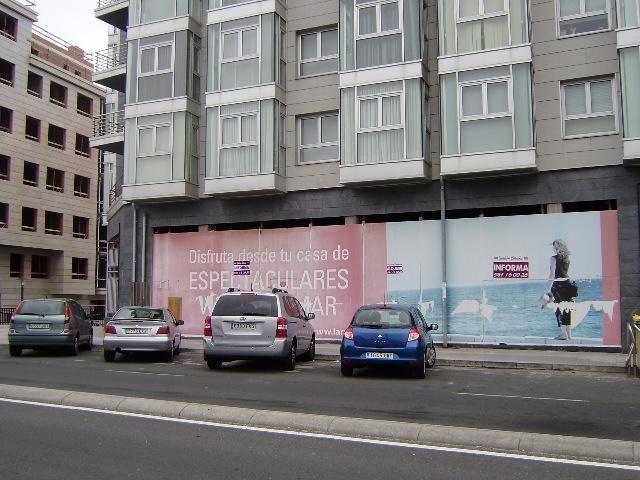 Bajo en alquiler en ronda Monte Alto, Monte Alto-Zalaeta-Atocha en Coruña (A) - 95519339