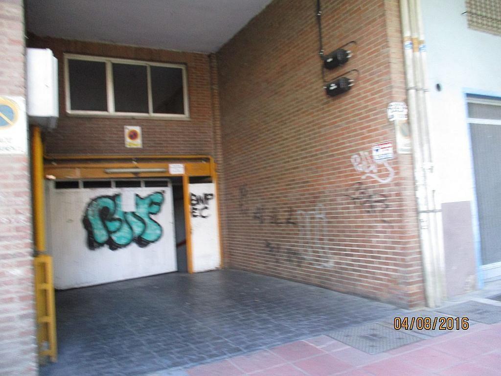 Garaje en alquiler en paseo De Zorrilla, Arturo Eyries-La Rubia en Valladolid - 362267294