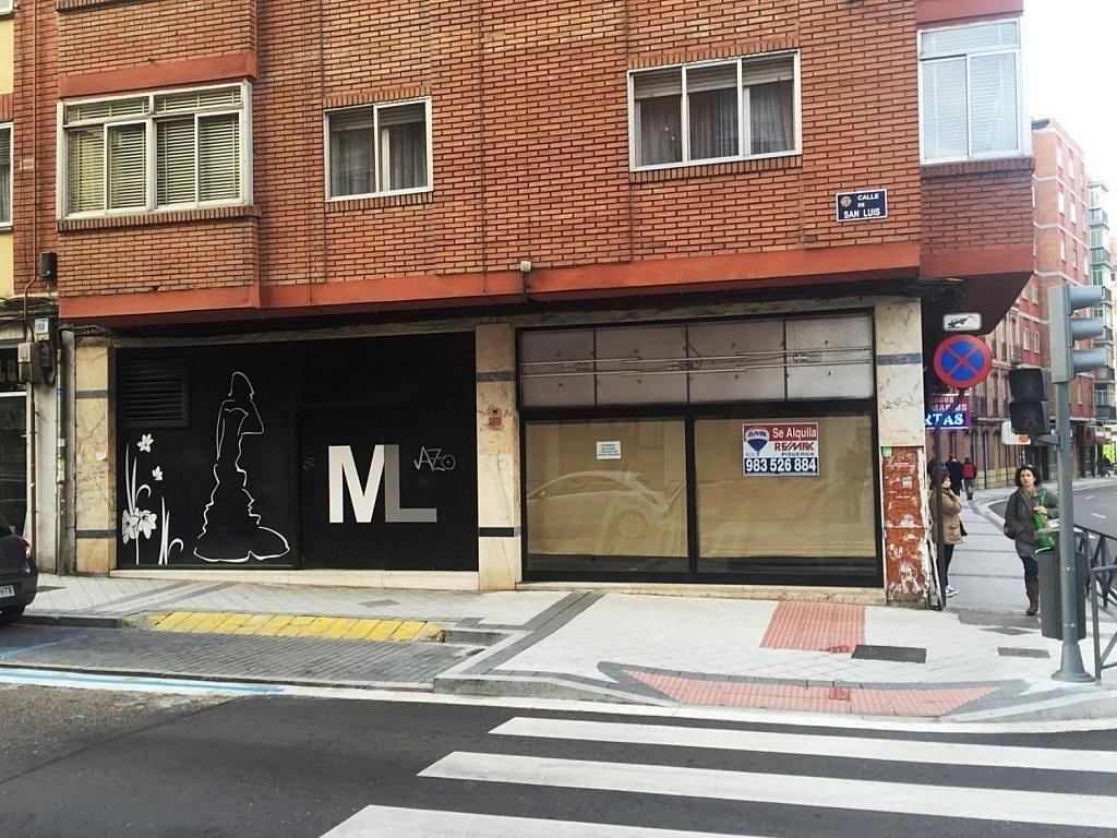 Local comercial en alquiler en calle Nicolás Salmerón, Semicentro-Circular-San Juan-Batalla en Valladolid - 362261162