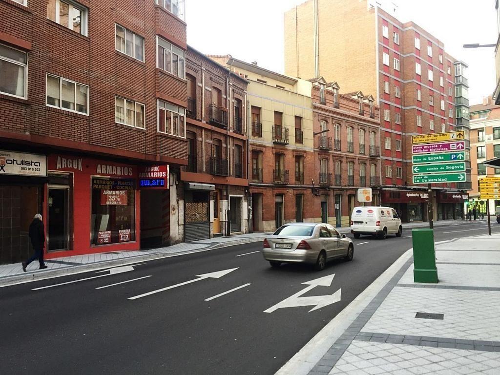 Local comercial en alquiler en calle Nicolás Salmerón, Semicentro-Circular-San Juan-Batalla en Valladolid - 362261201