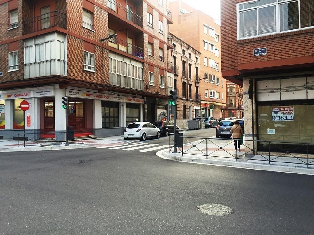 Local comercial en alquiler en calle Nicolás Salmerón, Semicentro-Circular-San Juan-Batalla en Valladolid - 362261204