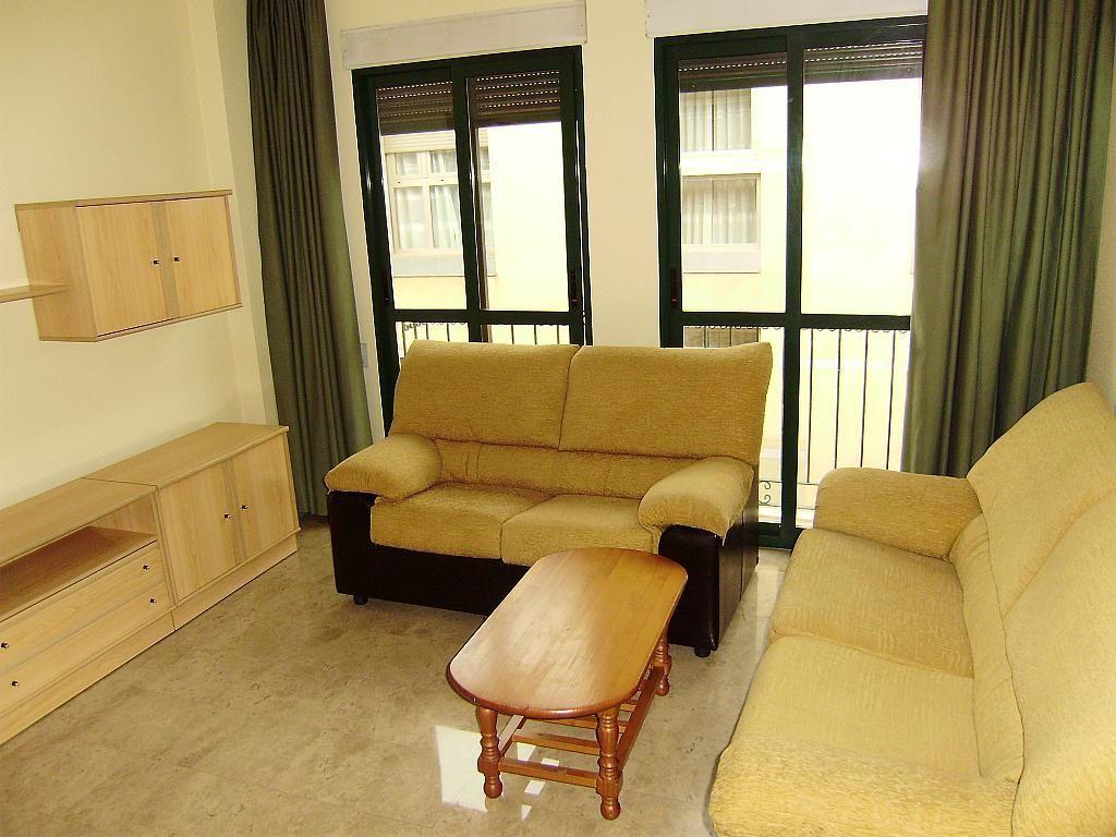 Salón - Apartamento en alquiler en calle Matadero Viejo, El Carmen en Murcia - 250408552