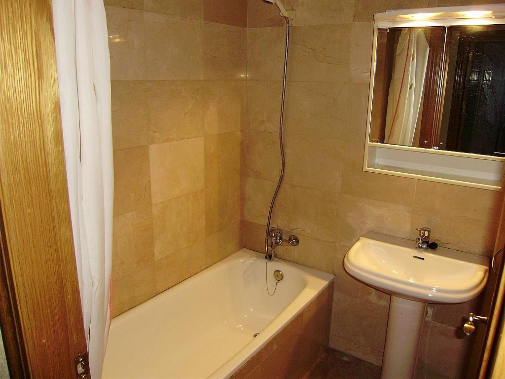 Baño - Apartamento en alquiler en calle Matadero Viejo, El Carmen en Murcia - 250408563