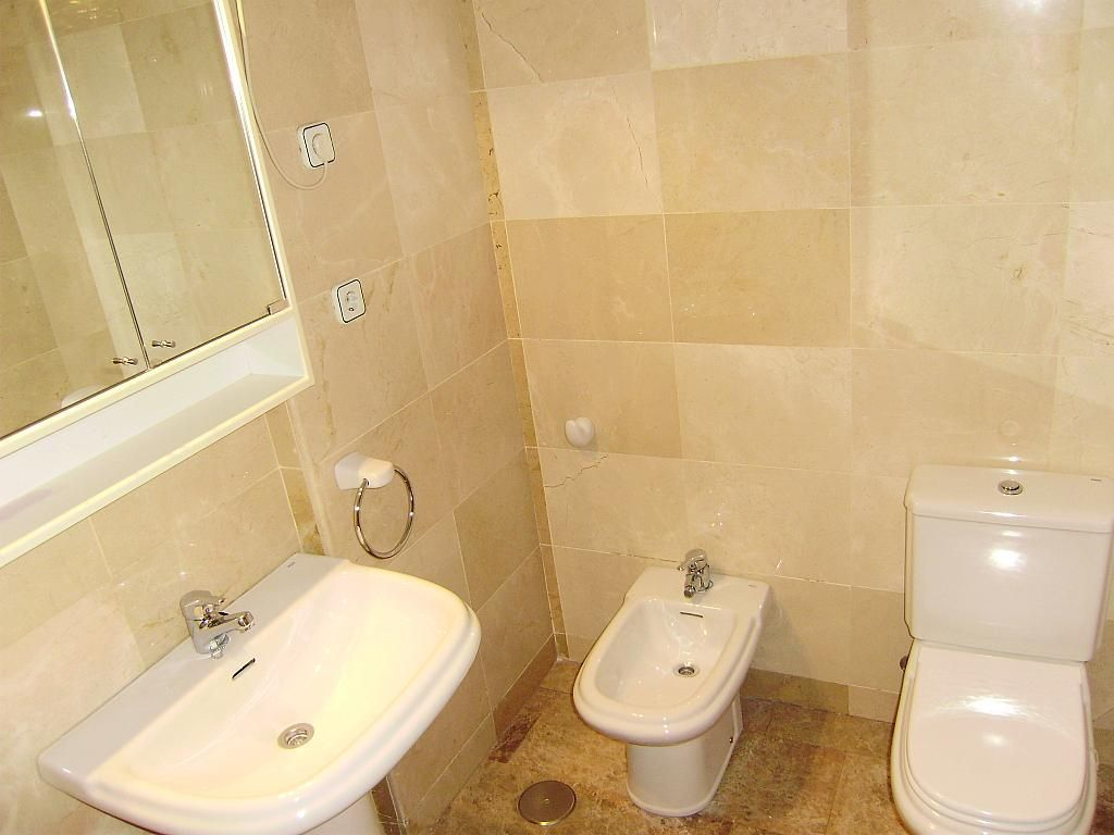 Baño - Apartamento en alquiler en calle Matadero Viejo, El Carmen en Murcia - 250408566