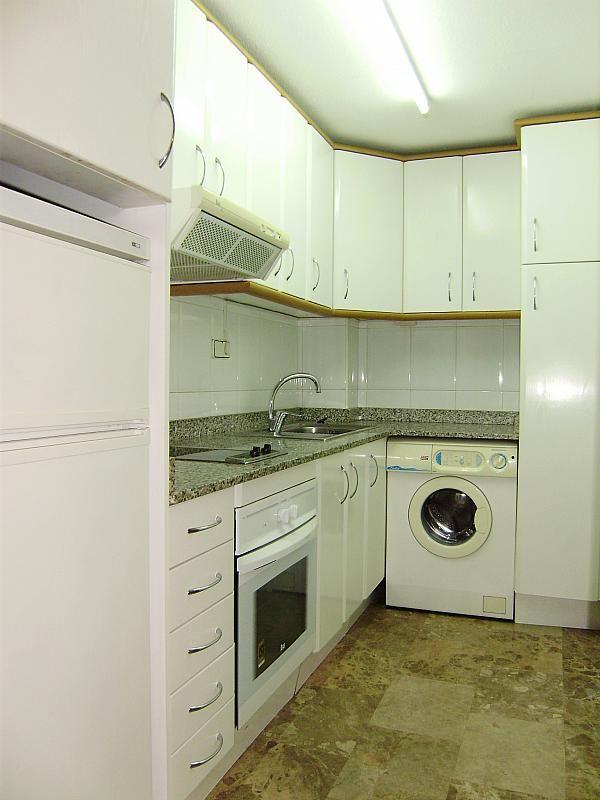 Cocina - Apartamento en alquiler en calle Matadero Viejo, El Carmen en Murcia - 250408568