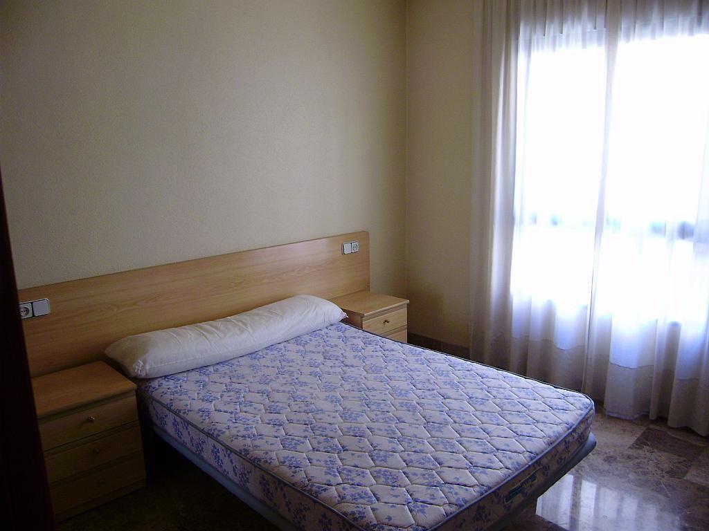 Dormitorio - Apartamento en alquiler en calle Matadero Viejo, El Carmen en Murcia - 250408580