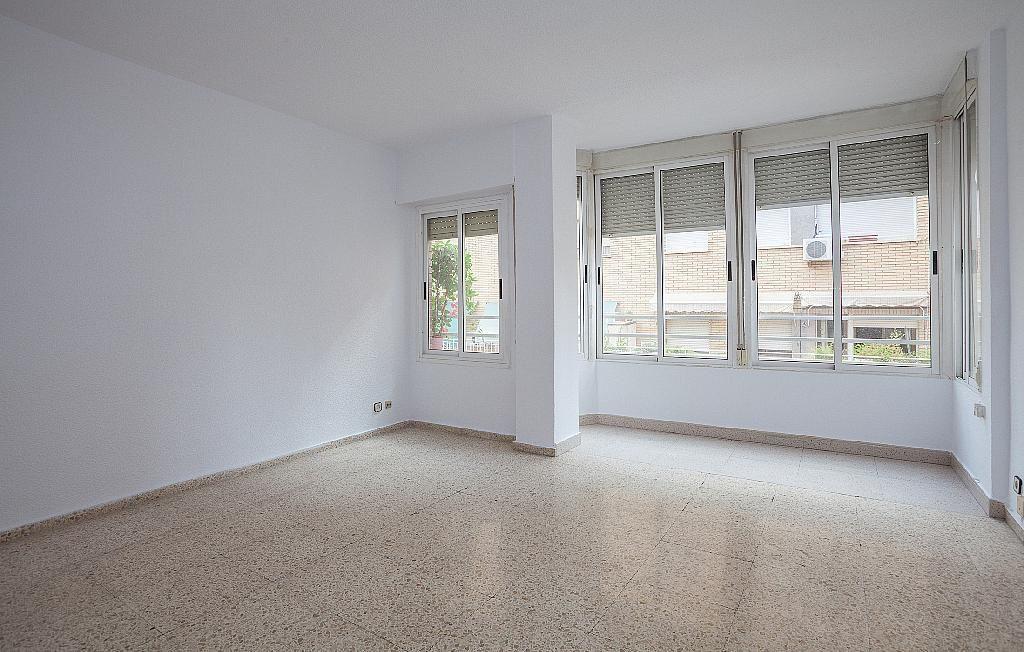 Salón - Piso en alquiler en calle Nicaragua, El Carmen en Murcia - 326236933