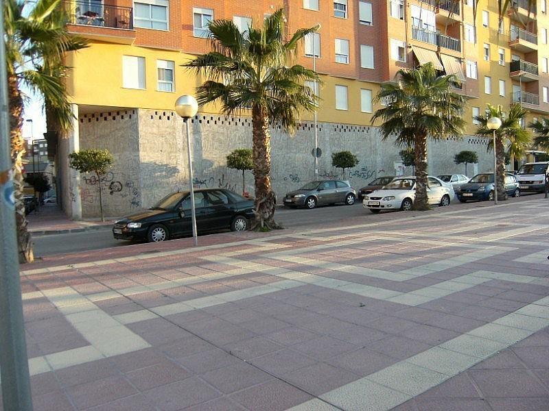 Fachada - Local en alquiler en plaza Pepe de la Pequeña Esquina, Vistabella en Alcantarilla - 155139341