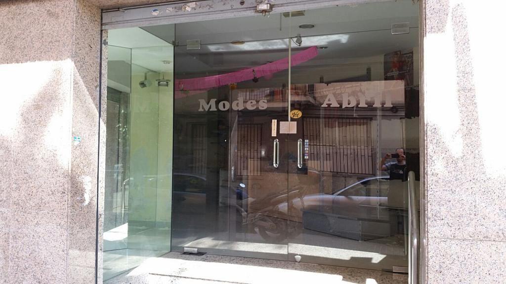 Local comercial en alquiler en La Salut en Badalona - 201929733