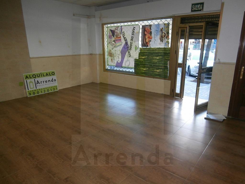 Despacho - Local en alquiler en calle Sevilla, El Naranjo-La Serna en Fuenlabrada - 290336556