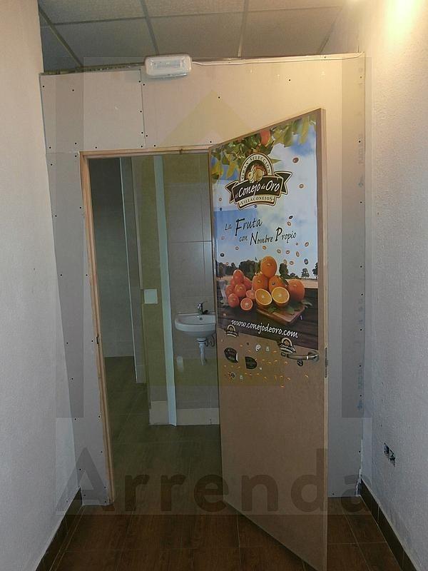 Baño - Local en alquiler en calle Sevilla, El Naranjo-La Serna en Fuenlabrada - 290336569