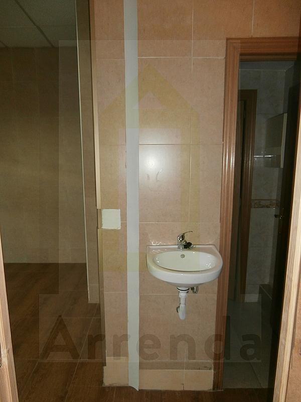 Baño - Local en alquiler en calle Sevilla, El Naranjo-La Serna en Fuenlabrada - 290336571