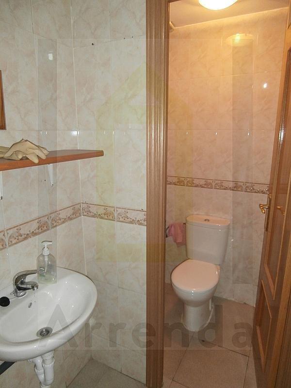 Baño - Local en alquiler en calle Sevilla, El Naranjo-La Serna en Fuenlabrada - 290336574