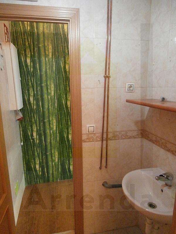 Baño - Local en alquiler en calle Sevilla, El Naranjo-La Serna en Fuenlabrada - 290336578