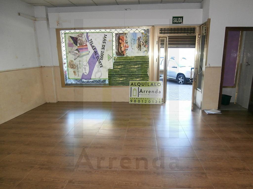 Detalles - Local en alquiler en calle Sevilla, El Naranjo-La Serna en Fuenlabrada - 290336580