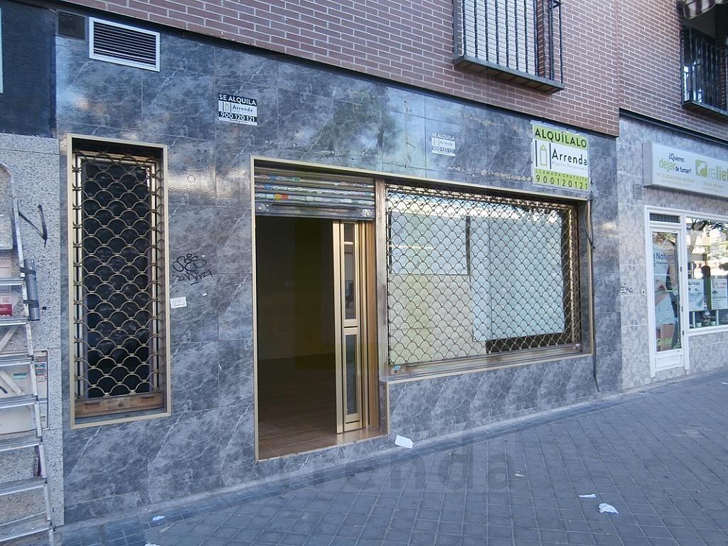 Fachada - Local en alquiler en calle Sevilla, El Naranjo-La Serna en Fuenlabrada - 290336586