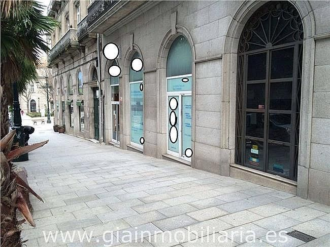 Local comercial en alquiler en calle Colon, Santiago de Vigo en Vigo - 326566870