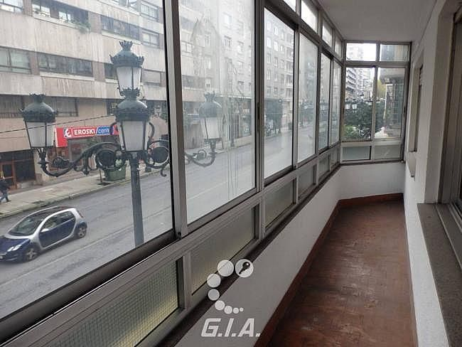 Oficina en alquiler en calle García Barbón, Calvario-Santa Rita-Casablanca en Vigo - 326561374