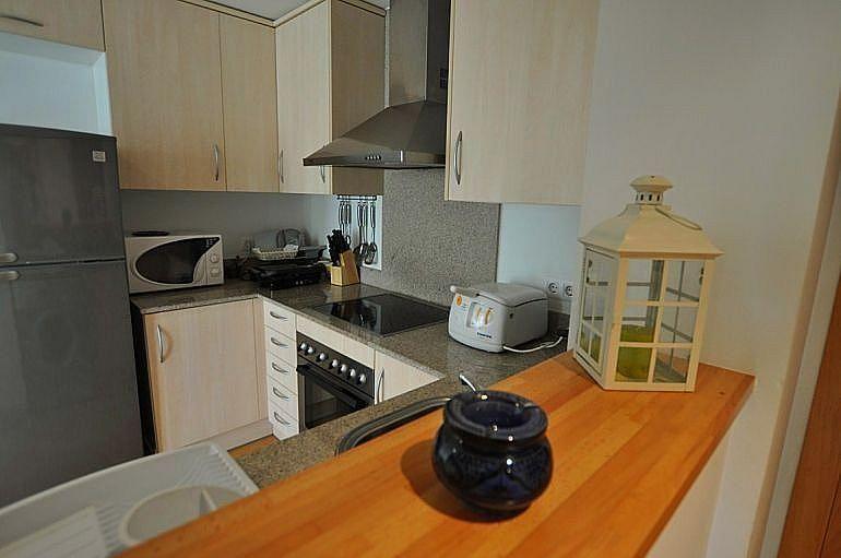 Cocina - Apartamento en venta en Roses - 279515439