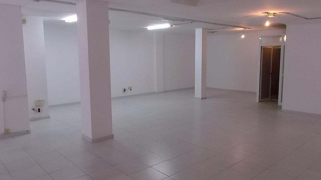 Salón - Local en alquiler opción compra en calle Castillejos, Guanarteme en Palmas de Gran Canaria(Las) - 244038238