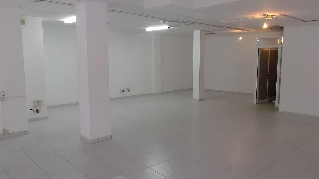 Salón - Local en alquiler opción compra en calle Castillejos, Guanarteme en Palmas de Gran Canaria(Las) - 244038243