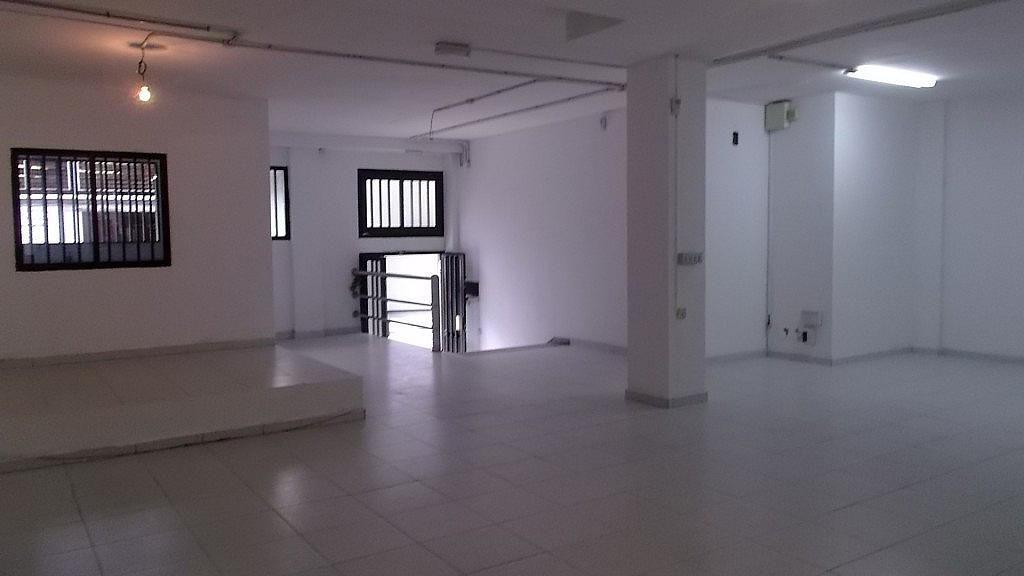 Salón - Local en alquiler opción compra en calle Castillejos, Guanarteme en Palmas de Gran Canaria(Las) - 244038260
