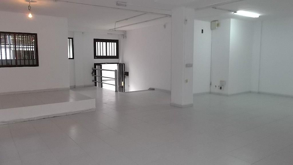 Salón - Local en alquiler opción compra en calle Castillejos, Guanarteme en Palmas de Gran Canaria(Las) - 244038263