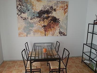 Comedor - Piso en alquiler en calle Jose Ponce Arias, Centro en Palmas de Gran Canaria(Las) - 198042579