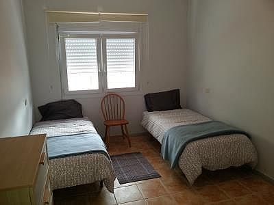 Dormitorio - Piso en alquiler en calle Jose Ponce Arias, Centro en Palmas de Gran Canaria(Las) - 198042597