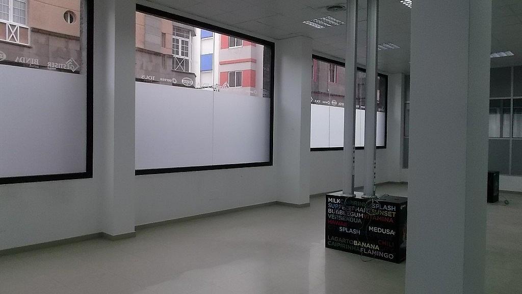 Salón - Local en alquiler en calle Secretario Padilla, Guanarteme en Palmas de Gran Canaria(Las) - 234436993