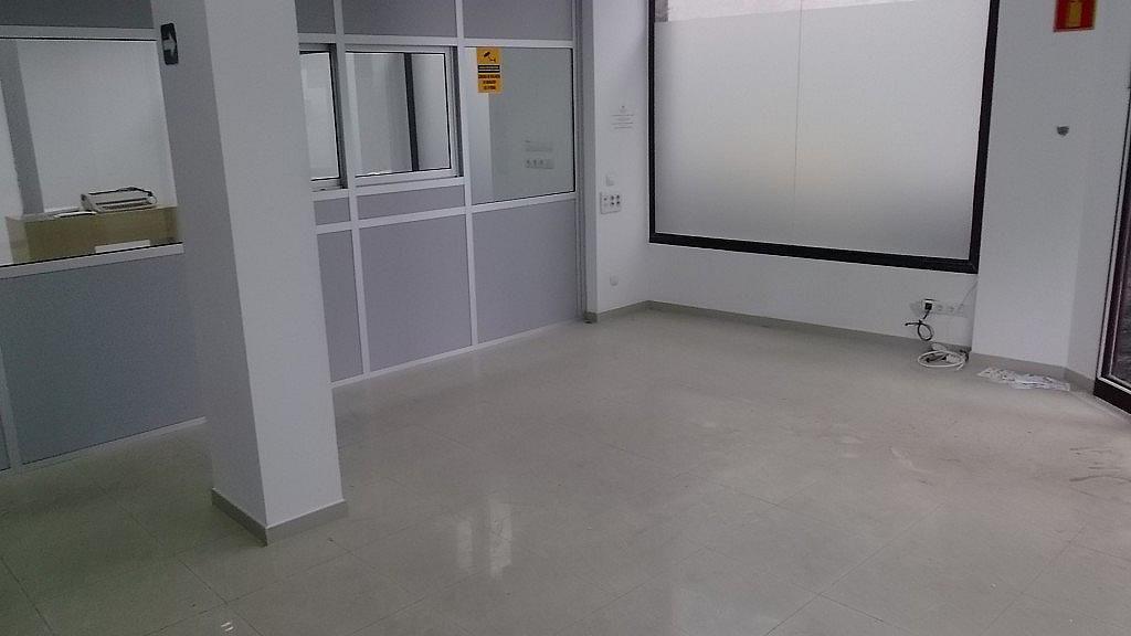 Salón - Local en alquiler en calle Secretario Padilla, Guanarteme en Palmas de Gran Canaria(Las) - 234437010