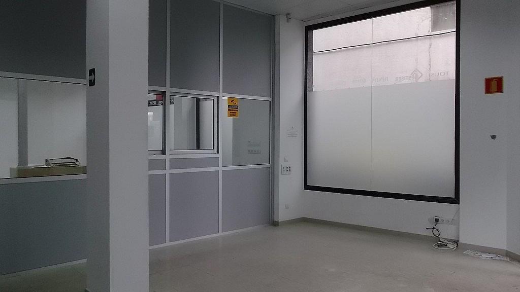 Salón - Local en alquiler en calle Secretario Padilla, Guanarteme en Palmas de Gran Canaria(Las) - 234437019