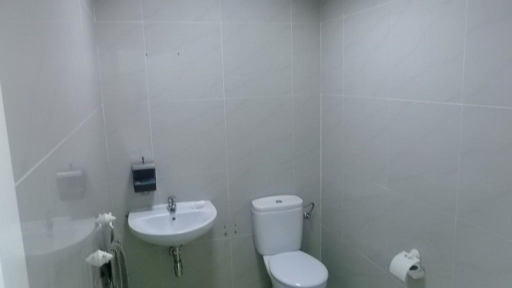 Baño - Local en alquiler en calle Secretario Padilla, Guanarteme en Palmas de Gran Canaria(Las) - 234437035