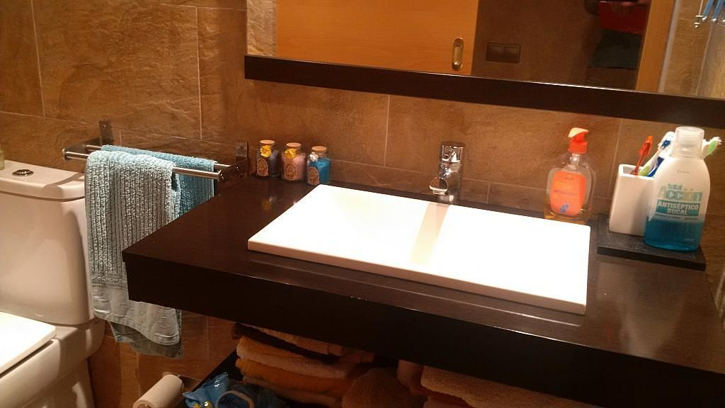 Baño - Apartamento en venta en calle Orenetes, Clarà en Torredembarra - 318430016