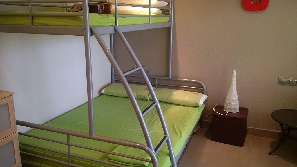 Dormitorio - Apartamento en venta en calle Orenetes, Clarà en Torredembarra - 318430020