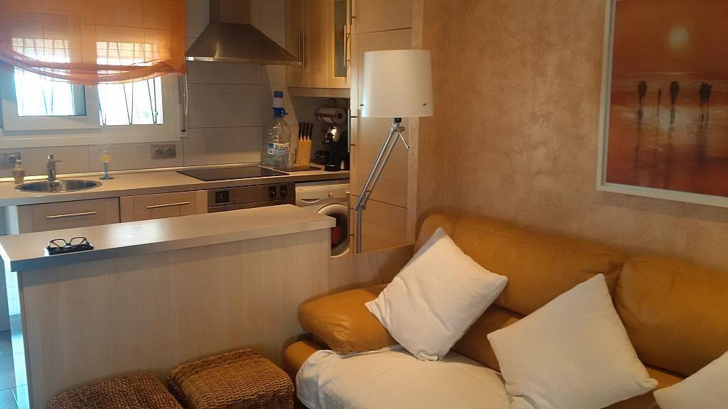 Salón - Apartamento en venta en calle Orenetes, Clarà en Torredembarra - 318430029