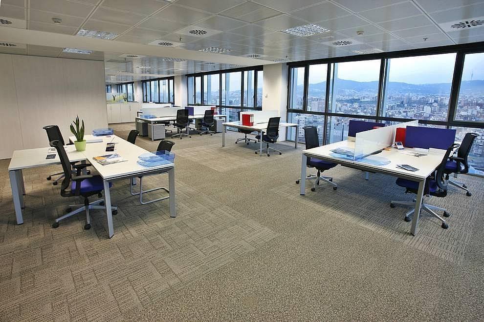 Oficina en alquiler en plaza Europa, Gran Via LH en Hospitalet de Llobregat, L´ - 377424022