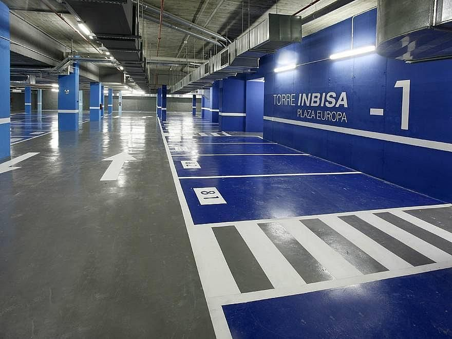 Oficina en alquiler en plaza Europa, Gran Via LH en Hospitalet de Llobregat, L´ - 377424025