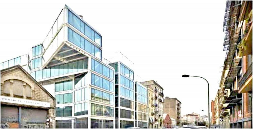Oficina en alquiler en calle Pujades, El Parc i la Llacuna en Barcelona - 384153531