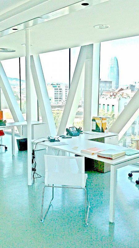 Oficina en alquiler en calle Pujades, El Parc i la Llacuna en Barcelona - 384153535