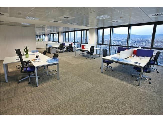 Oficina en alquiler en calle Plaza Europa, Hospitalet de Llobregat, L´ - 140529928