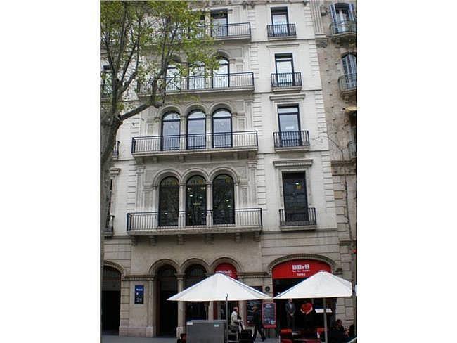 Oficina en alquiler en calle Passeig de Gracia, Barcelona - 171490376