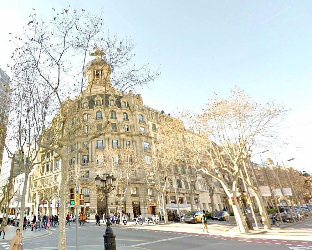 Oficina en alquiler en paseo Gracia, Eixample dreta en Barcelona - 247275107